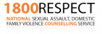 1800 Respect (National Sexual Assault, Domestic Violence and Family Violence Counselling Service)